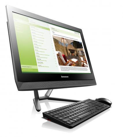 Lenovo C50-30 23inch Full HD All-in-One i3 8GB Ram 500GB καινούριος Samsung EVO SSD και ΔΩΡΟ εξωτερικός σκληρός δίσκος 1ΤΒ