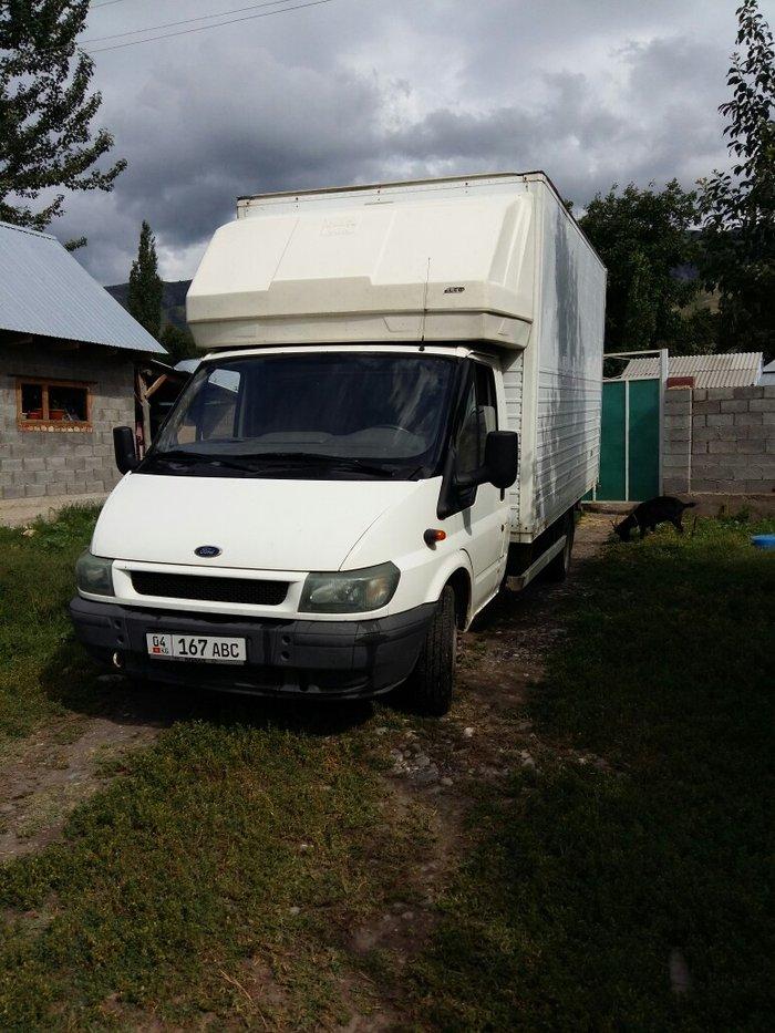 Форд транзит будка, обьем 2'4 дизел, в Бишкек