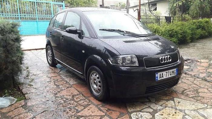 Audi A2 1.2 l. 2002 | 200000 km