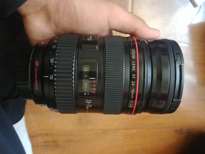 Canon 24-70 f2.8l. Photo 1