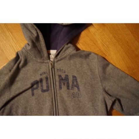 Puma ζακετα για 13-14χρ . Photo 1