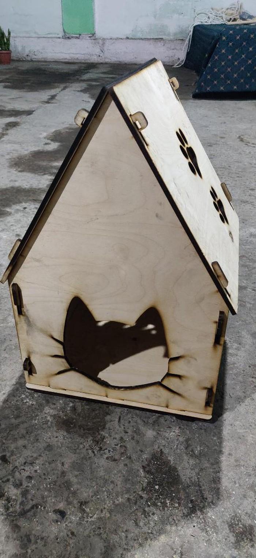 Домик для кошек. Можно под заказ. Photo 0