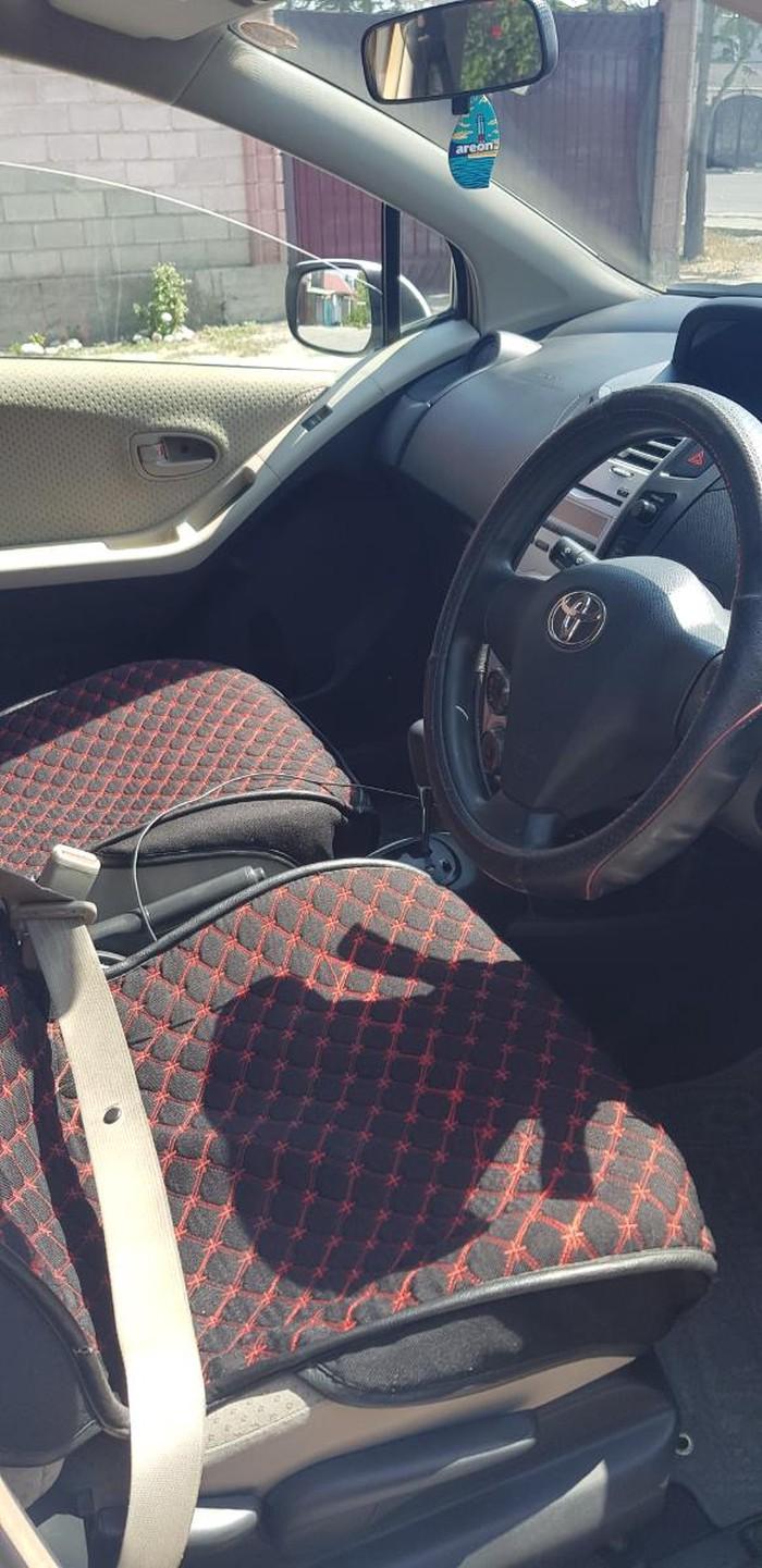 Toyota Vitz 2007. Photo 4