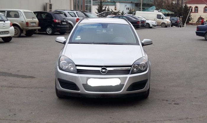 Opel Astra 2006. Photo 0