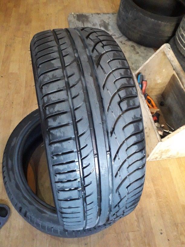 245.40R20 Michelin..super vezyetde..cutu 150 manat.. Photo 0