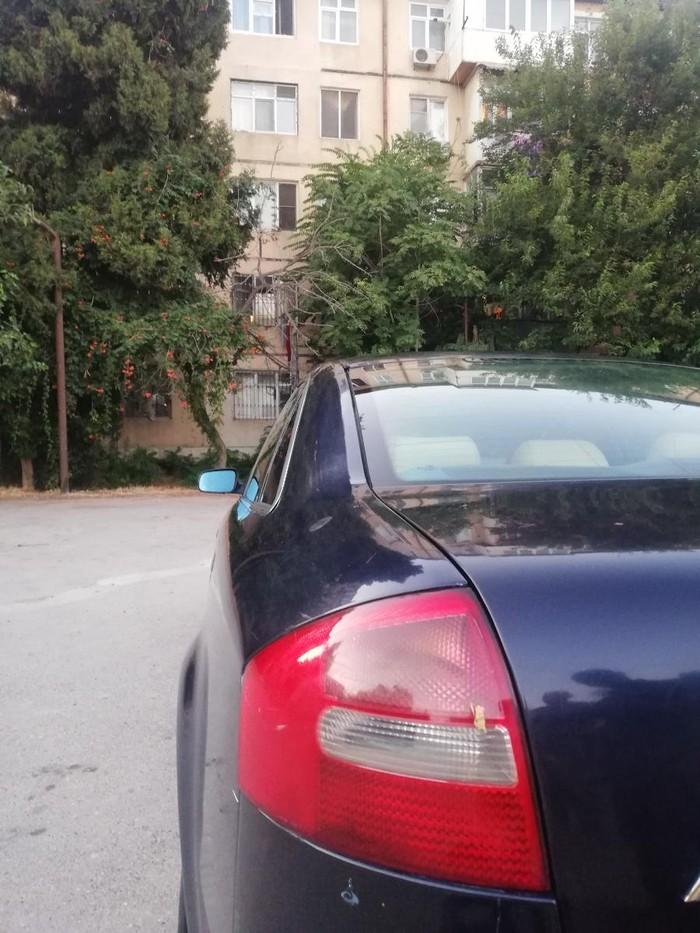 Audi A6 1998. Photo 2