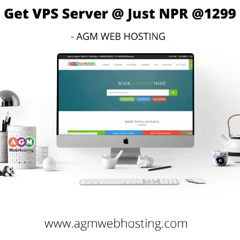 Reliable VPS Hosting in Nepal-AGM Web Hosting: