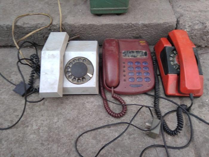 Телефонные аппараты. Photo 0