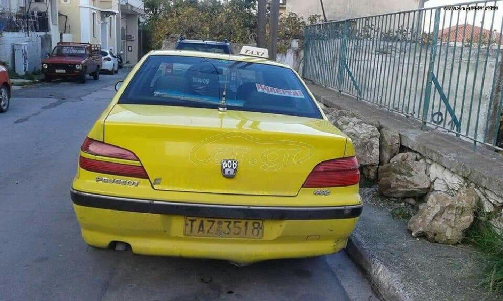 Peugeot 406 2 l. 2002 | 900000 km