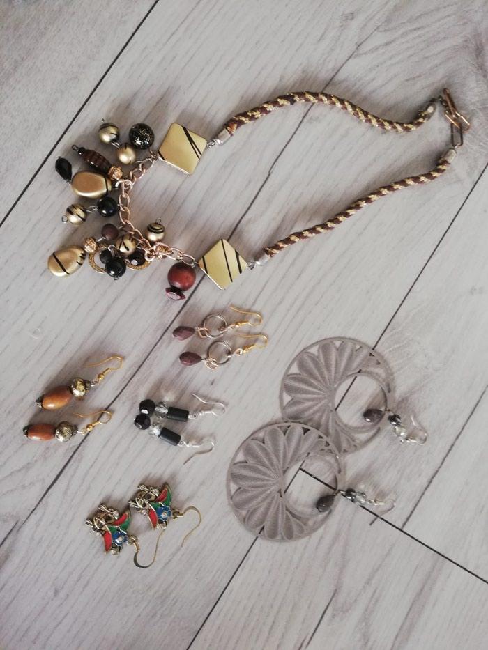 Set nakita, Ogrlic i mindjuse - Sjenica