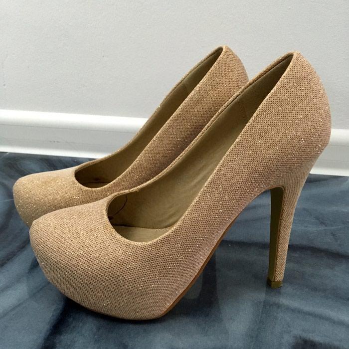 Туфли, в отличном состояние , одевались два раза, размер 36. Photo 0