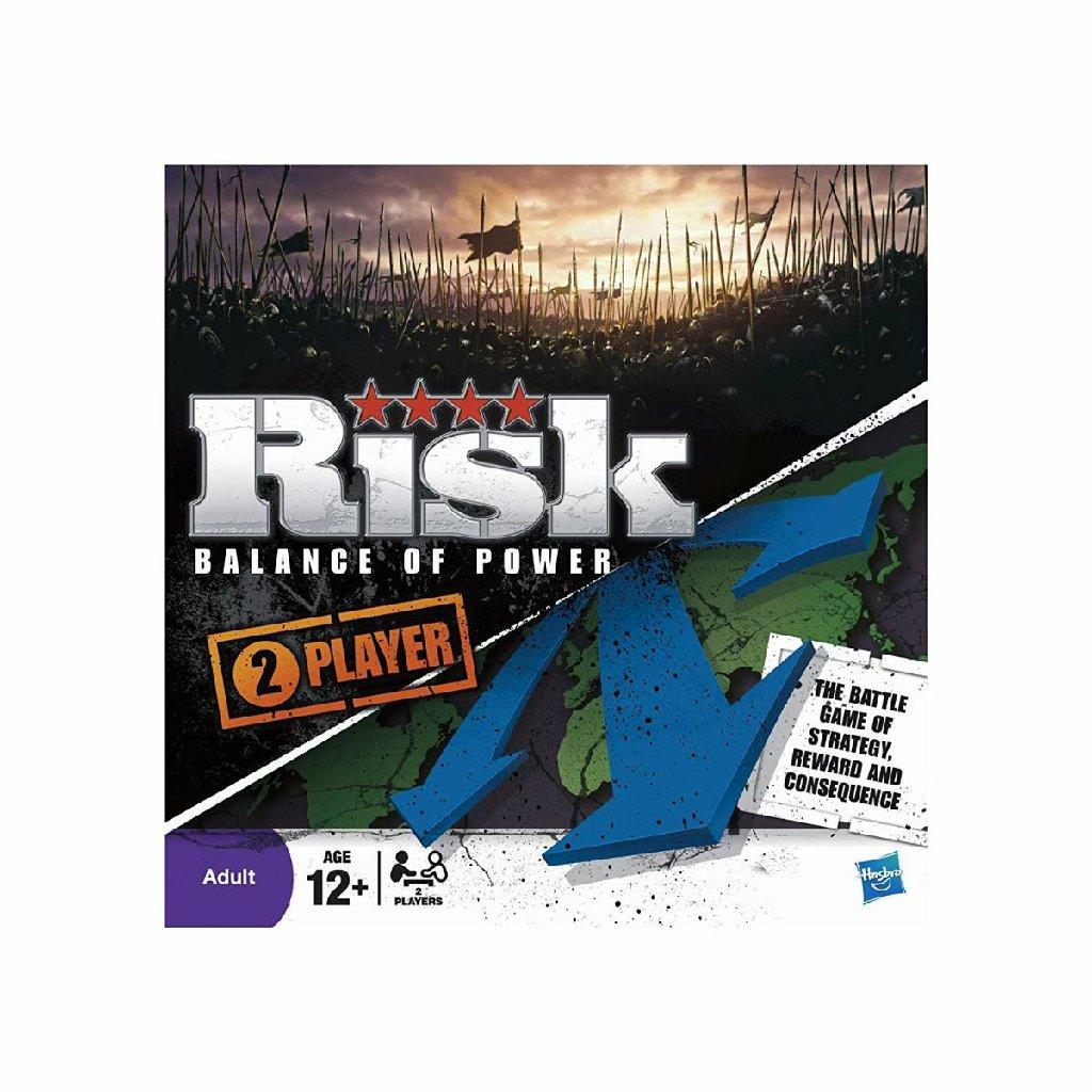 Επιτραπέζιο παιχνίδι Risk (2 παικτών)