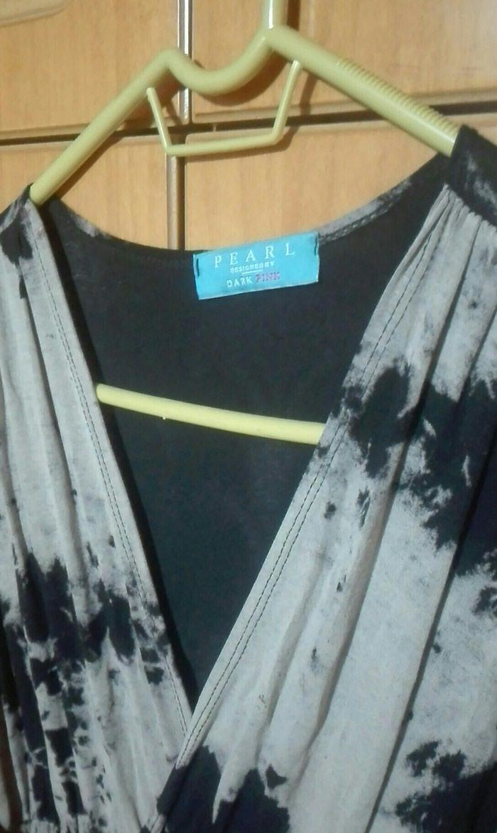 Φόρεμα ελαστικό μαξι medium large. Photo 2