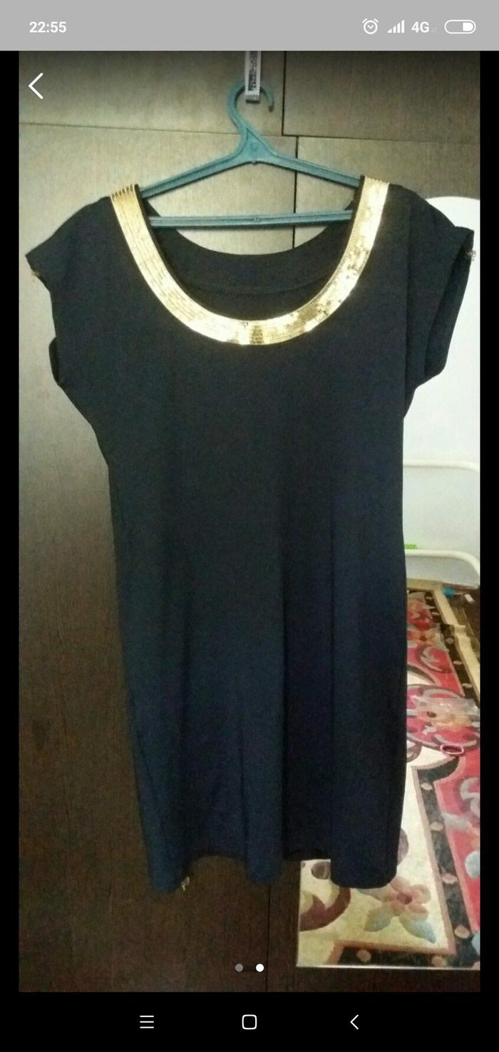 Турецкая платья 50 размера. один раз одевалось. ткань приятный к телу. Photo 1