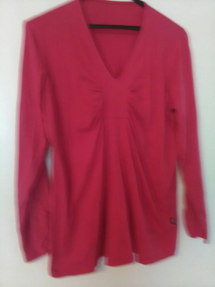 Kvalitetna bluza pink boje sa elastinom - Nis