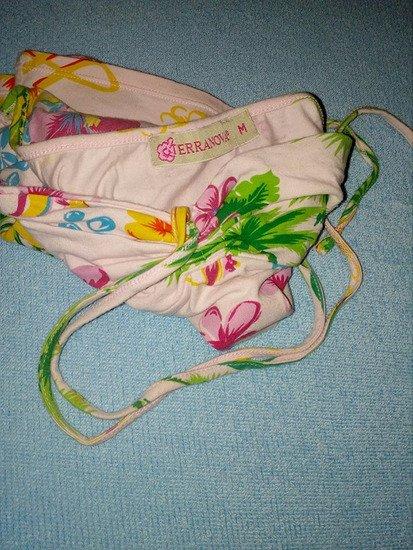 Ili poklon uz bilo koju kupljenu stvar  cvetna terranova majica m  duž - Beograd