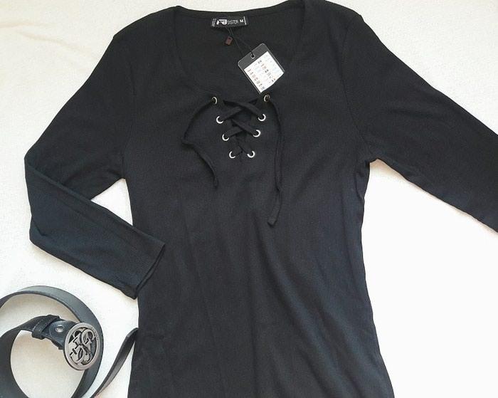 Amisu bluza na petlanje NOVO sa etiketom M velicina moze i S. Photo 3