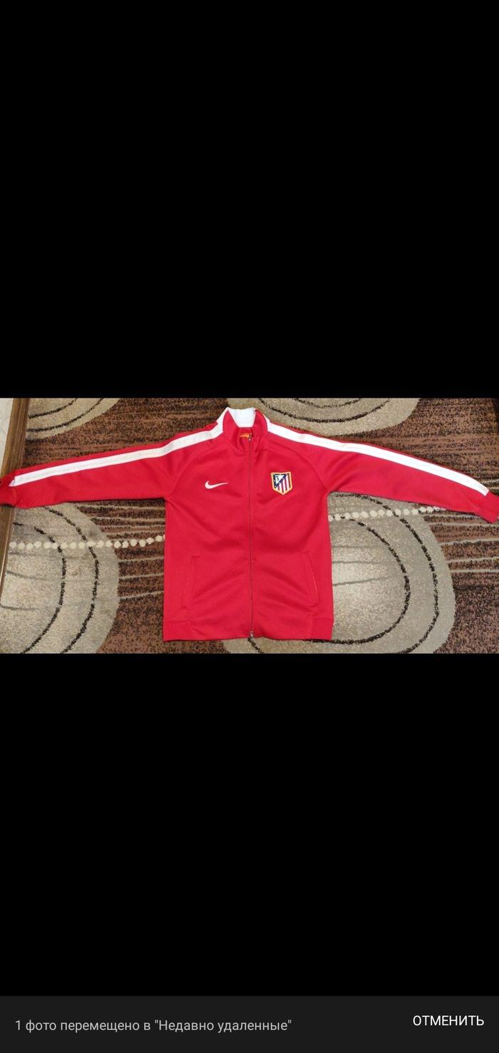 Продам кофту Nike (Atletico) новая за 850 KGS в Бишкеке  Мужские ... 82908eecef083
