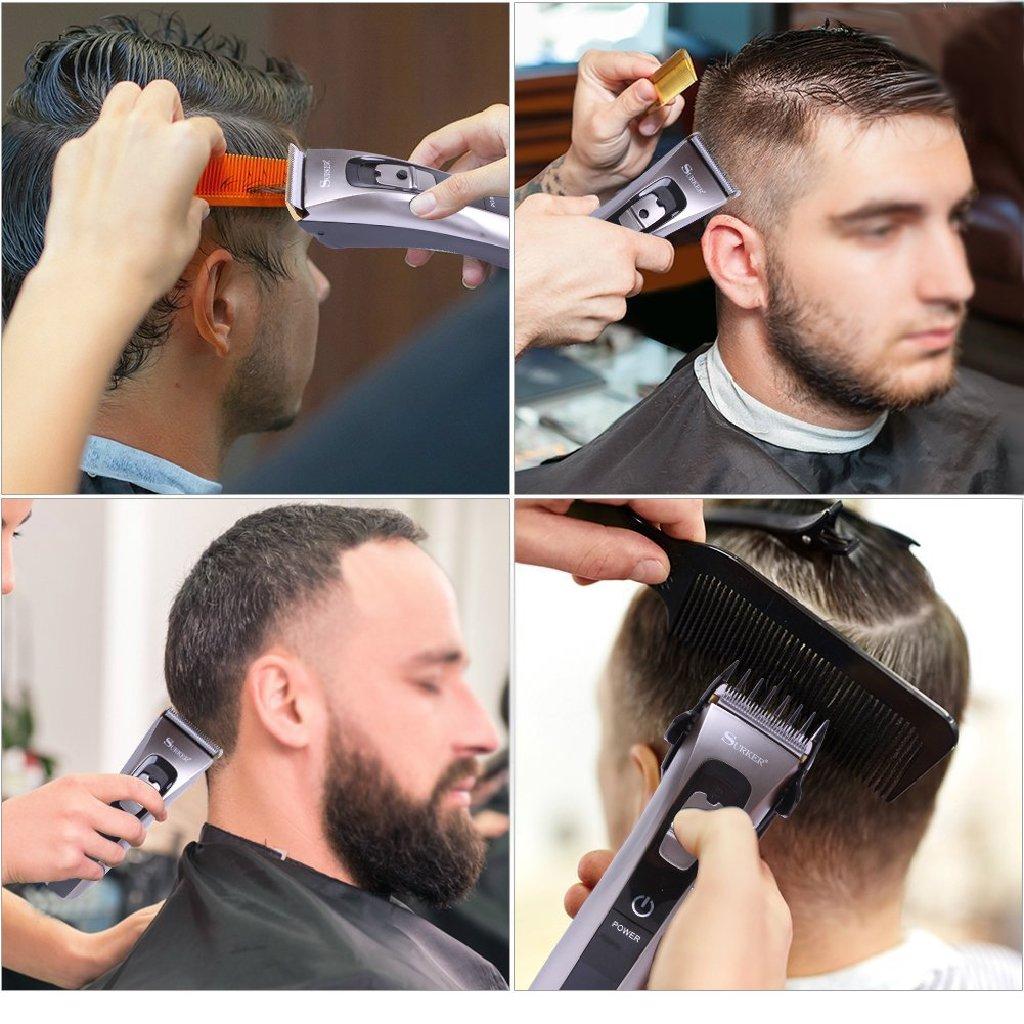 Какова лучшая система триммера / груминга для поддержания солидной бороды?