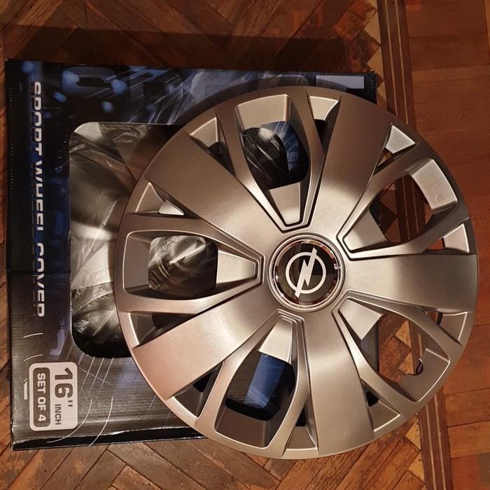 Yeni kolpaklar Opel Astra H 16-lıq disklər üçün 4 ədəd. Photo 0