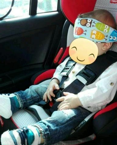 Sigurnosni pozicioner, (držač glave) za auto sediste  - Beograd