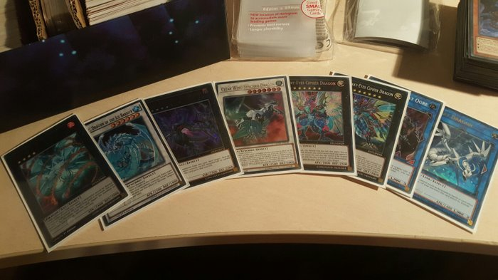 Yugioh collection . Photo 1