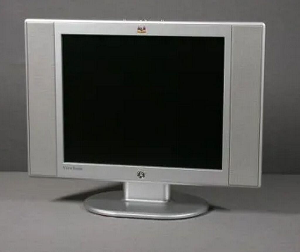 """ViewSonic VX750-LCD monitor - 17"""", zvucnici 5w"""