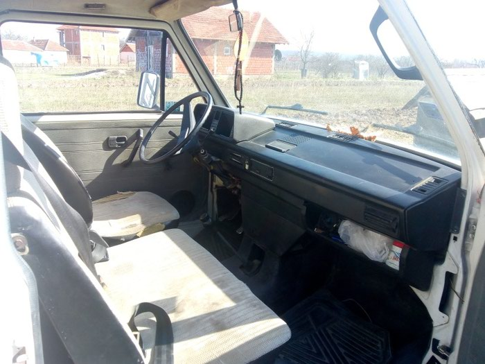 Volkswagen Transporter 1990. Photo 5