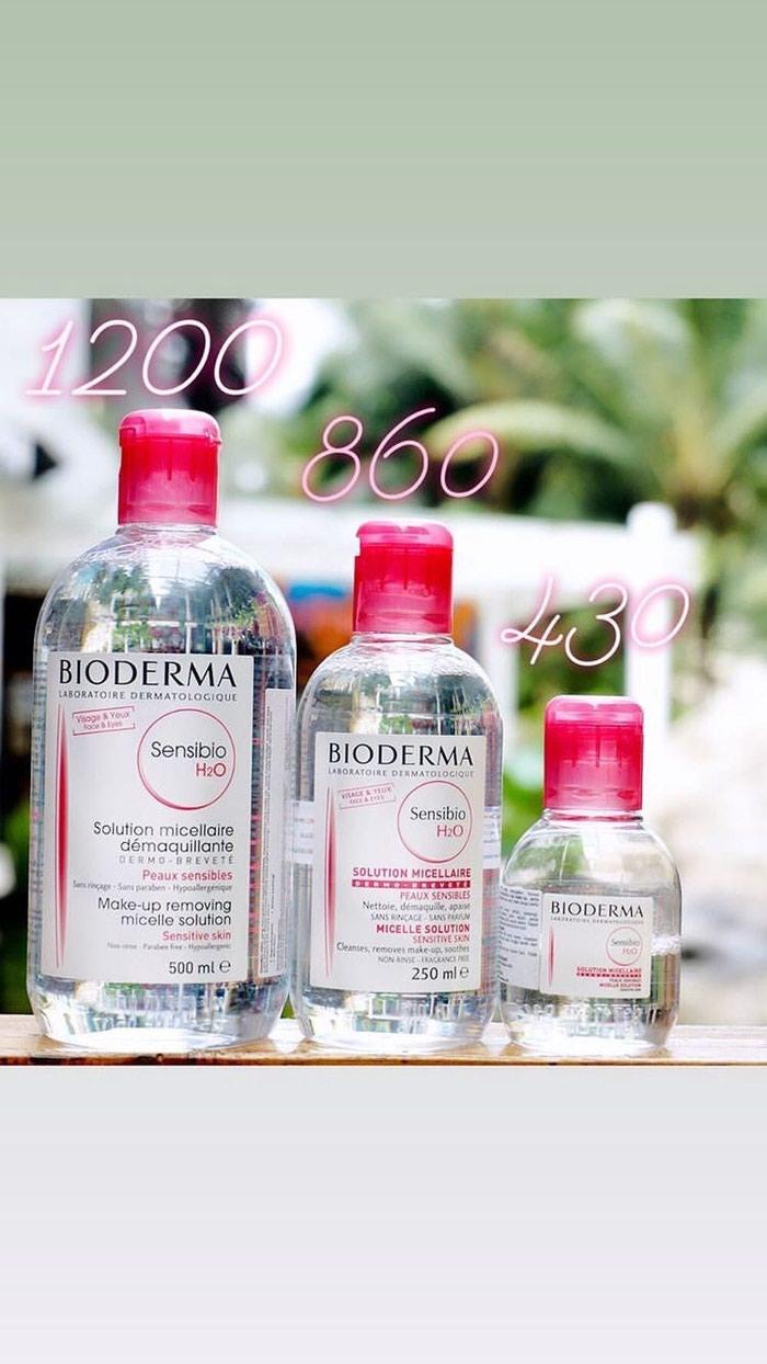 Bioderma мицеллярная вода 500мл-1250с 250мл-8600с @xs_shop_bish. Photo 0