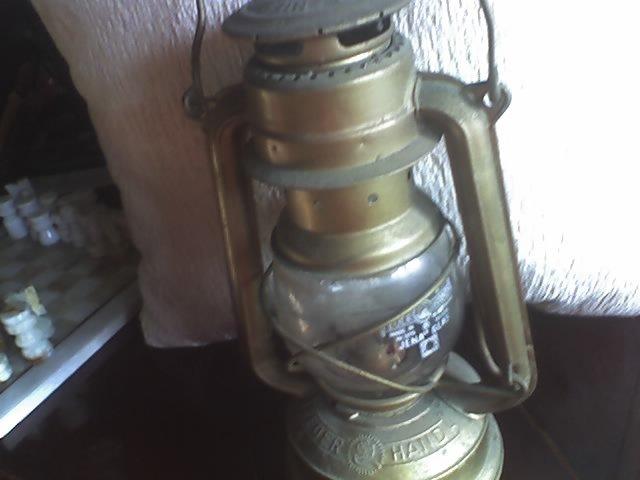 GERMANIKI  LAMPA  EPOXI  1940 σε Δράμα