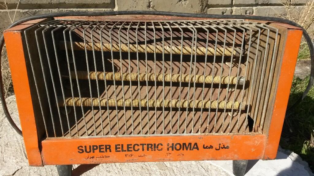 Super elektrik spirallı gızdırıcı əla işləkdir. Photo 0