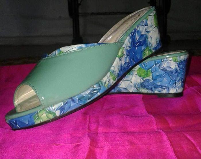 Женская летняя обувь сабо. размеры 38, 39, 40. новые. Photo 0
