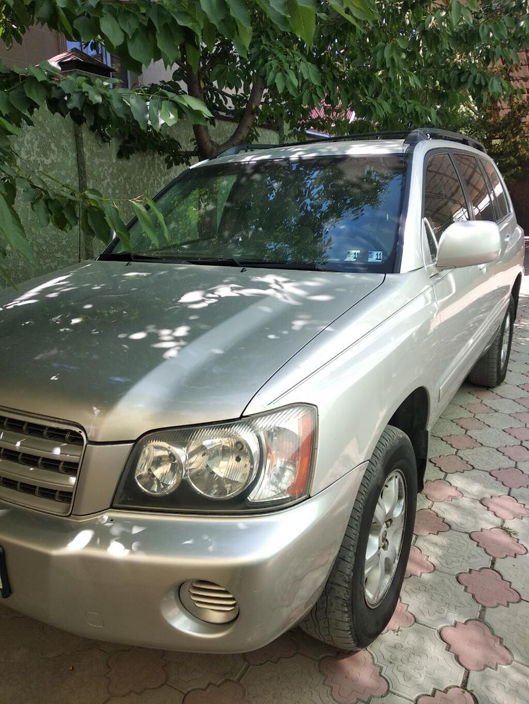 Toyota Highlander 3 л. 2001