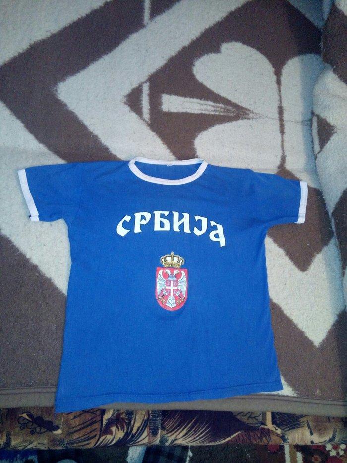 """Majica """"srbija"""" za decu. Kvalitetna i u odlicnom stanju - Beograd"""