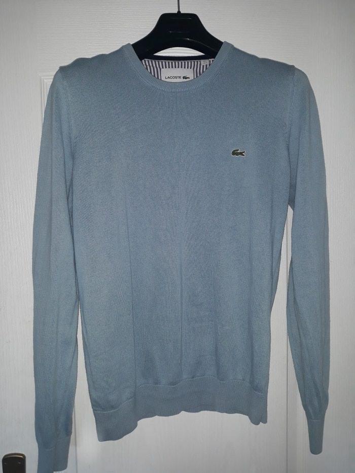 Lacoste džemper u odličnom stanju Prošlogodišnja kolekcija Veličina S . Photo 0