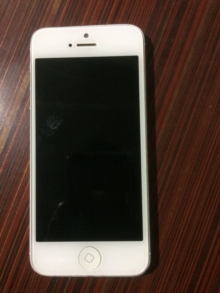 Iphone 5 yaddaw 32gb(barter edilmir) . Photo 1