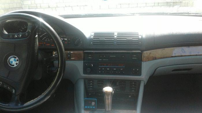 BMW 523 1996. Photo 4