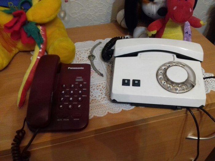 Телефонные аппараты  в рабочем, отличном состоянии..  или меняю. Photo 0