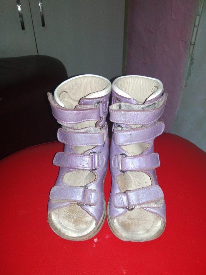 Ортопедическая обувь лечебная, БУ размер 22. .....15-см . Photo 0