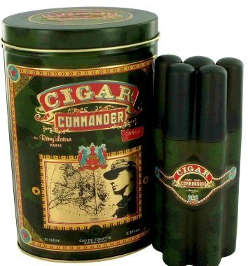 Мужской аромат CIGAR COMMANDER