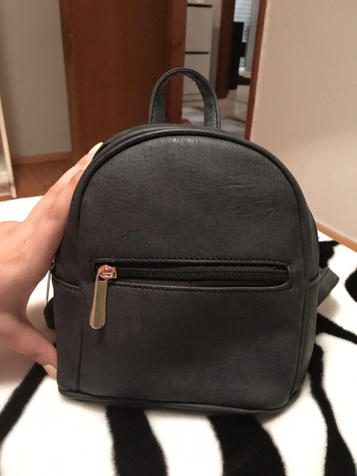 Mini backpack . Photo 1