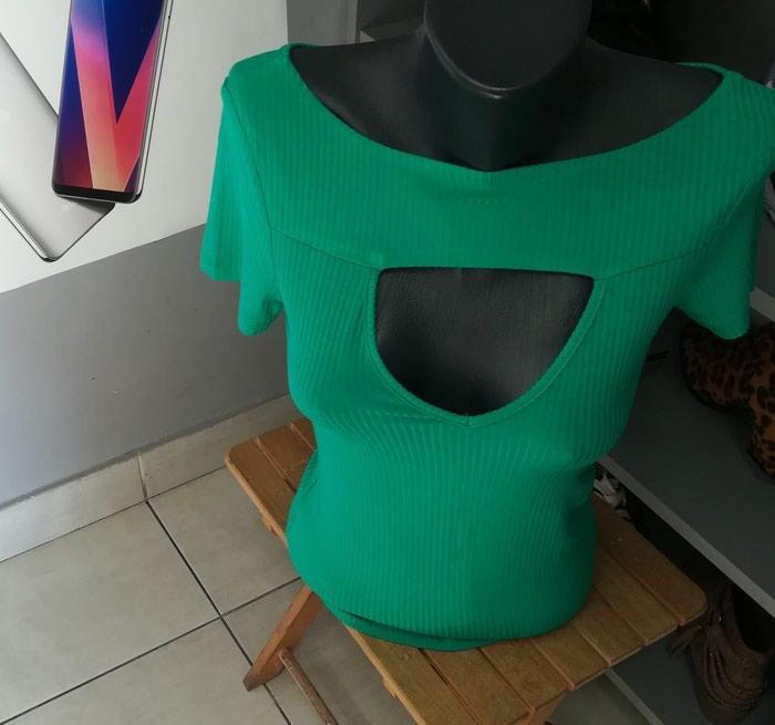 Prelepa majica povoljnoooo pamuk-viskosa-elastin divan model. Photo 2