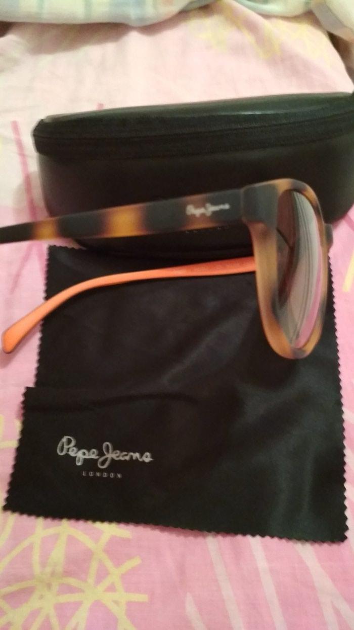 Αυθεντικά unisex γυαλιά ηλίου Pepejeans. Photo 1