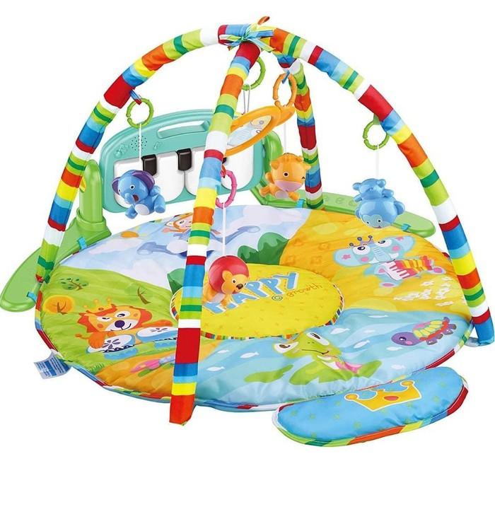 Большой выбор детских развивающих ковриков: Большой выбор детских развивающих ковриков