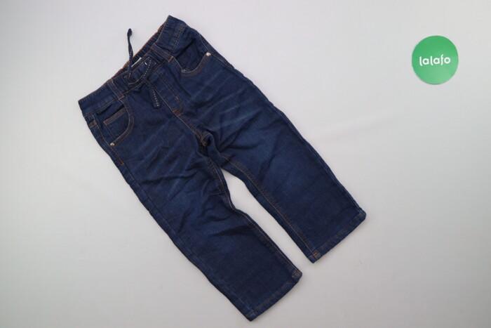 Дитячі стильні джинси M&Co, вік 3-4 р.    Довжина: 56 см Довжина к: Дитячі стильні джинси M&Co, вік 3-4 р.    Довжина: 56 см Довжина к