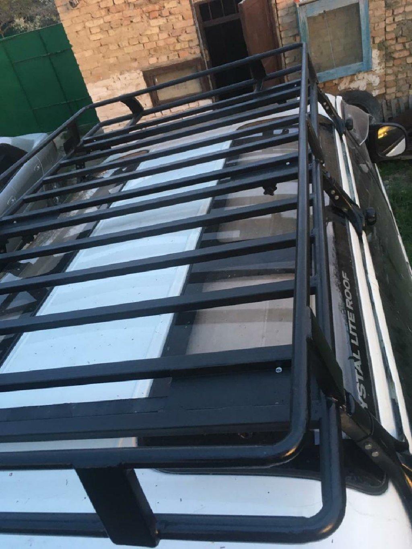 Изготовление багажников и лестниц на заказ .Не дорого
