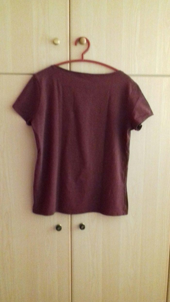 Μπλουζάκι ελαστικό, Large, μεταχειρισμένο, άριστη κατάσταση. Photo 1