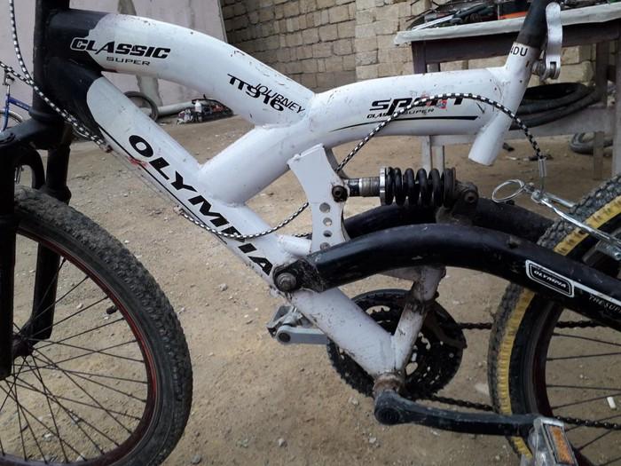 24 luk skorsnoy velosiped ideal veziyyetdedirhec bir xerc teleb etmir. Photo 2