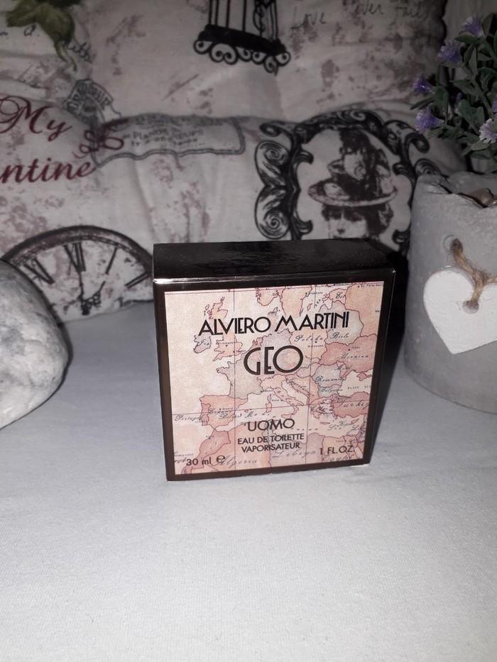 Alviero Martini Geo muski parfem nov upakovan u celofan edt 30ml - Vrbas