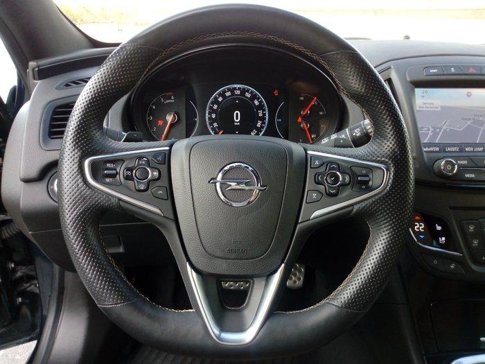 Opel Insignia 2015. Photo 5